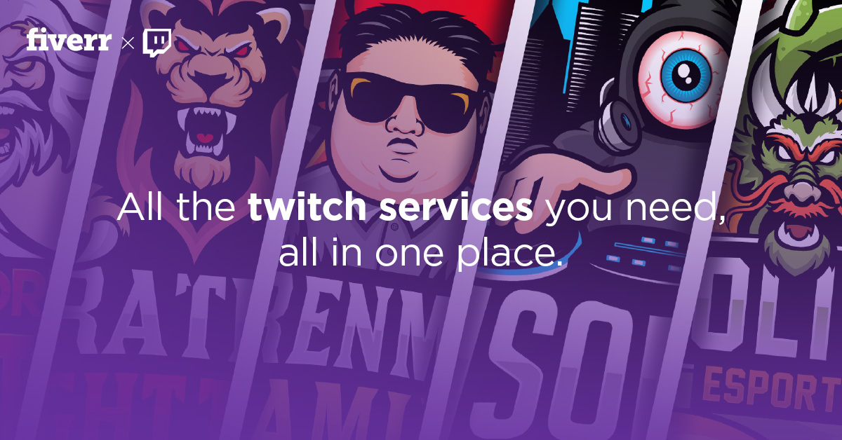 Fiver Twitch Promo